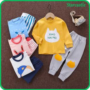 Harga setelan baju tidur import anak lengan panjang lucu perempuan laki laki   beauty time pjg 73 50 3 6   HARGALOKA.COM