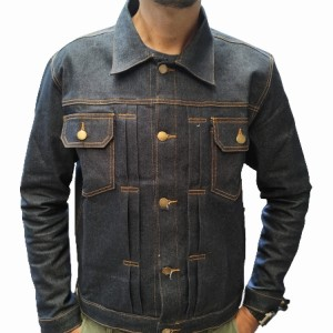 Harga jaket jeans pria denim type 2   m   HARGALOKA.COM