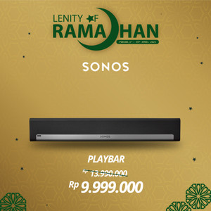 Harga sonos play bar wireless speaker hifi | HARGALOKA.COM