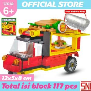 Info Mainan Anak Perempuan Food Truck Barbie 7887 Katalog.or.id
