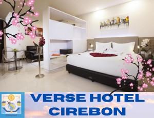Harga promo voucher hotel murah   verse hotel | HARGALOKA.COM
