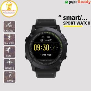 Harga jam tangan smartwatch tracker detak jantung bluetooth 4 0 ios android   | HARGALOKA.COM