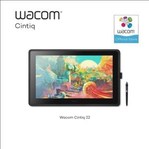 Harga wacom dtk 2260 k0 cx cintiq 22 venus creative pen display | HARGALOKA.COM