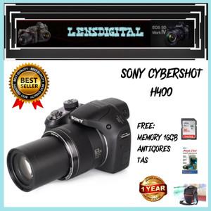 Harga camera sony h400 | HARGALOKA.COM