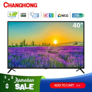 Harga 40 inch led tv changhong 40h2 fhd tv hdmi usb | HARGALOKA.COM