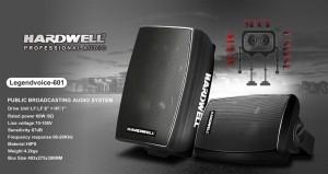 Harga speaker hardwell legendvoice 601 legend voice 601 surround   HARGALOKA.COM