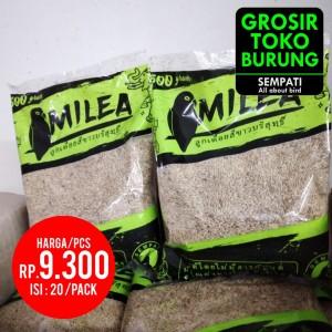Harga kenari seed 500 gram sempati canary seed milea pakan burung 20 | HARGALOKA.COM