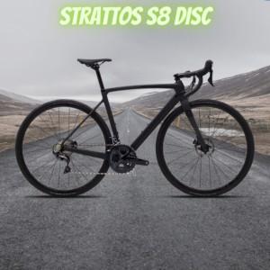 Harga sepeda balap roadbike polygon strattos s8 disc 2021 size xs | HARGALOKA.COM