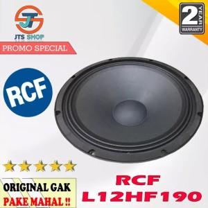Harga component speaker rcf l12hf190 12 34 isi speaker rcf 12 | HARGALOKA.COM