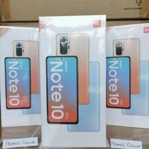 Harga xiaomi redmi note 10 pro 6 64 gb garansi resmi indonesia original   biru 6 | HARGALOKA.COM
