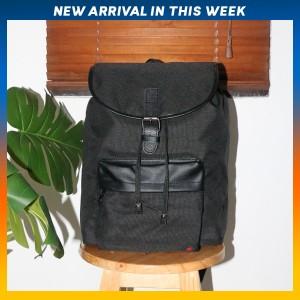 Harga tas ransel backpack wolfgang 417 black   | HARGALOKA.COM