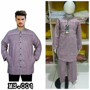 Harga baju koko couple ayah dan anak shakeil by ardhani   ms 001   HARGALOKA.COM