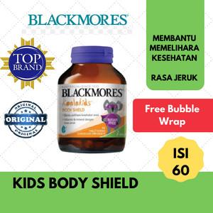 Harga blackmores blackmore kids body shield vitamin anak suplemen anak | HARGALOKA.COM