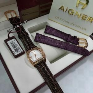 Harga jam tangan wanita aigner asti due a32205 | HARGALOKA.COM