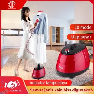 Harga mesin setrika pakaian uap dengan genggam besi 2 in 1   | HARGALOKA.COM