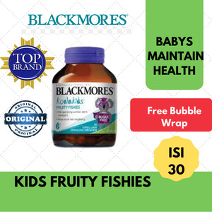 Harga blackmores kids fruity vitamin anak suplemen anak blackmore | HARGALOKA.COM