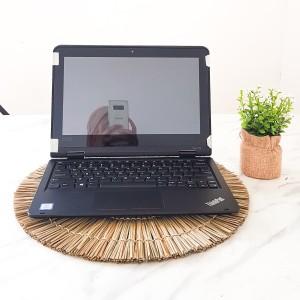 Harga lenovo yoga 11eci5 gen7 8gb 256gb ssd netbook second touchscreen | HARGALOKA.COM