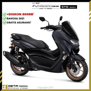 Harga deta yamaha all new nmax non abs 2021 otr yogyakarta sepeda motor   | HARGALOKA.COM