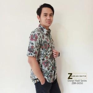Harga batik kerja pria danar hadi solo kasual | HARGALOKA.COM