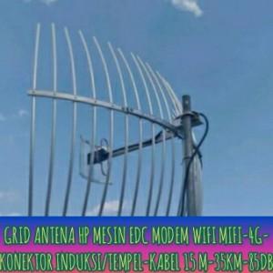 Harga anten antena penguat sinyal 2g 3g 4g lte repeter hp modem wifi   HARGALOKA.COM