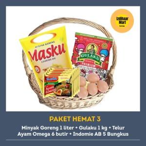 Harga parsel ramadhan paket sembako murah 34 spesial edition 34   HARGALOKA.COM