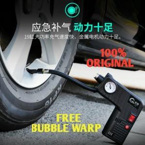 Harga pompa ban mobil motor sepeda portabel elektrik serbaguna electric   HARGALOKA.COM
