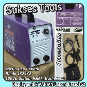Harga mesin las listrik 160 a trafo travo las inverter hemat listrik garansi   izumi mo   HARGALOKA.COM