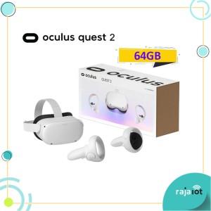 Harga oculus quest 2 advanced gaming vr aio headset   | HARGALOKA.COM