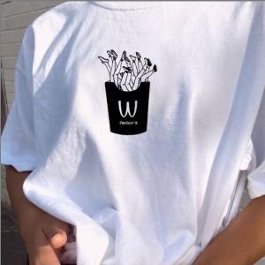 Harga tshirt baju custom meme mcdonald ver 3   gambar uk a4 | HARGALOKA.COM