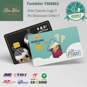 Harga custom kartu flazz bca gen 2 sisi bisa cetak custom foto | HARGALOKA.COM