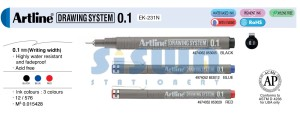 Harga Artline Drawing Pen Katalog.or.id