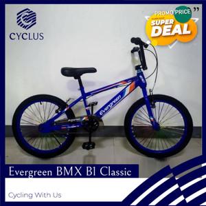 Harga sepeda bmx evergreen b1 20 inch   kurir   HARGALOKA.COM