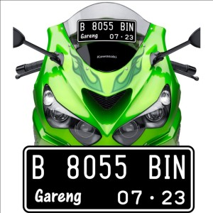 Info Stiker Untuk Plat Nomor Mobil Katalog.or.id