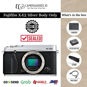 Harga fujifilm x e2 mirrorless digital camera body   brand new | HARGALOKA.COM