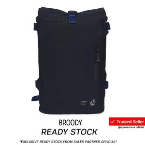 Harga tas rainproof rolltop backpack lite 321 by nama   black   | HARGALOKA.COM