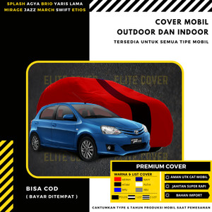 Harga cover mobil premium honda brio sarung selimut mobil swift mirage agya   | HARGALOKA.COM