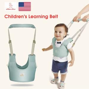Harga happy walk walking assistant belt alat bantu belajar jalan bayi   merah | HARGALOKA.COM