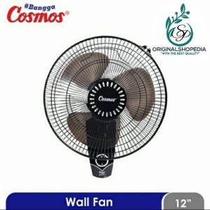 Harga wallfan cosmos kipas angin dinding cosmos kipas tembok 12 inch | HARGALOKA.COM