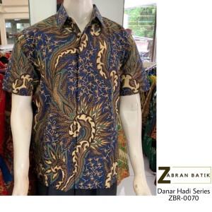 Harga hem batik danar hadi solo motif | HARGALOKA.COM