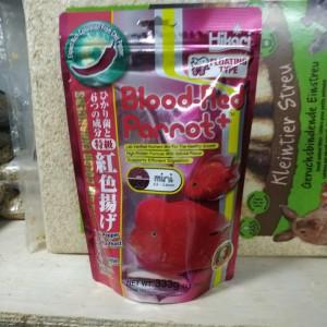 Info Hikari Blood Red Parrot 333gr Katalog.or.id