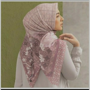 Harga preloved   alamanda scarf by lights clo pale lilac | HARGALOKA.COM