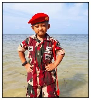 Harga baju loreng pasukan khusus kopassus anak loreng tni kopassus   | HARGALOKA.COM