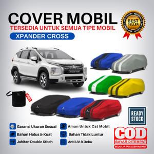 Harga body cover mobil xpander cross selimut sarung expander tutup mantel   polos foto no | HARGALOKA.COM