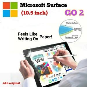Harga screen guard microsoft surface go 2 paperlike paper like film go2 10 | HARGALOKA.COM
