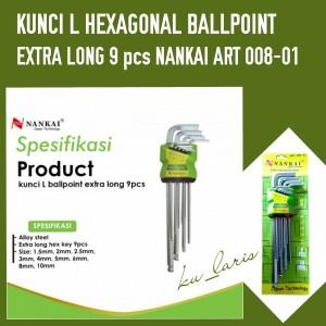 Katalog Kunci L Nankai Ballpoint Pendek 9pcs Kunci L Ball Point Nankai 9 Pcs Katalog.or.id