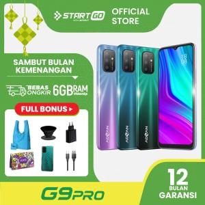 Harga advan g9pro 6 6 34 6gb 64gb garansi resmi   purple   non | HARGALOKA.COM