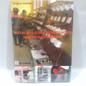 Harga buku teknik instalasi listrik penerangan rumah dan | HARGALOKA.COM