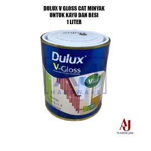 Info Cat Minyak Dulux V Gloss Kayu Besi Katalog.or.id