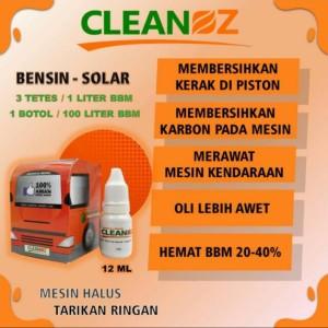 Katalog Cleanoz Penghemat Bbm Katalog.or.id