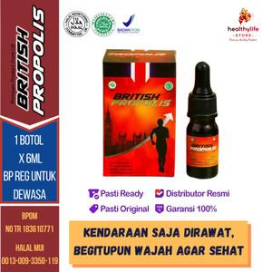 Harga british propolis sebagai obat jerawat dan kecantikan | HARGALOKA.COM